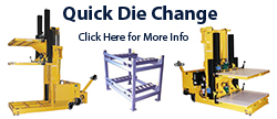 Quick Die Change Equipment